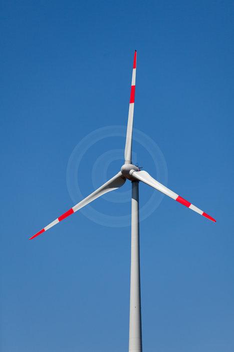 Windkraftanlage Ingersheim   - weiter zur Fotogalerie
